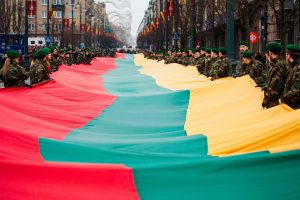 30th anniversary of its independence restoration in Lithuania